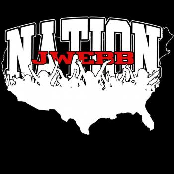 Image of JWebb Nation Tee-Shirt (all sizes)